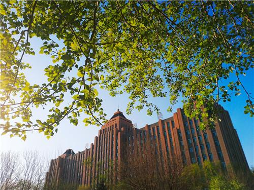 哈尔滨广厦学院校园景观设计
